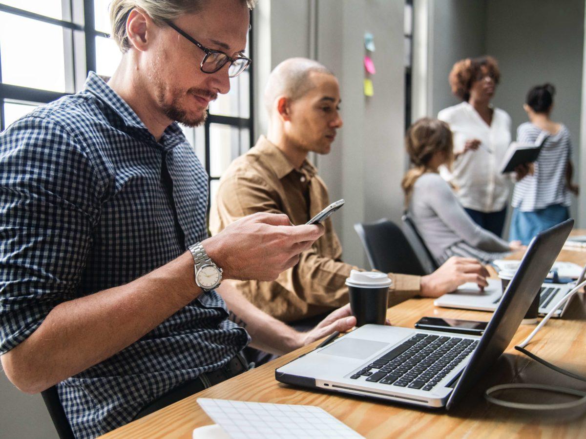 Corporate Blog online